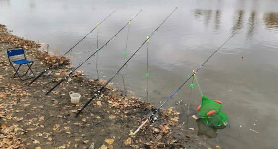 Рыбалка на Волго-Ахтубинской пойме