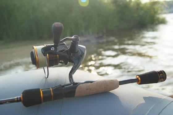 Рыбалка на спиннинг в ЖАРУ