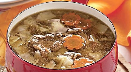 Суп из уток