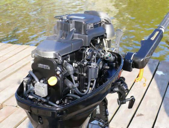 Подвесной лодочный мотор Parsun 15 pro