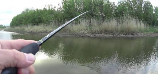 Ультралайт на малой реке