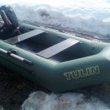 Лодка TULIN