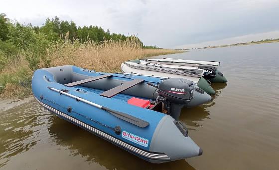 лодка MISHIMO LITE 370