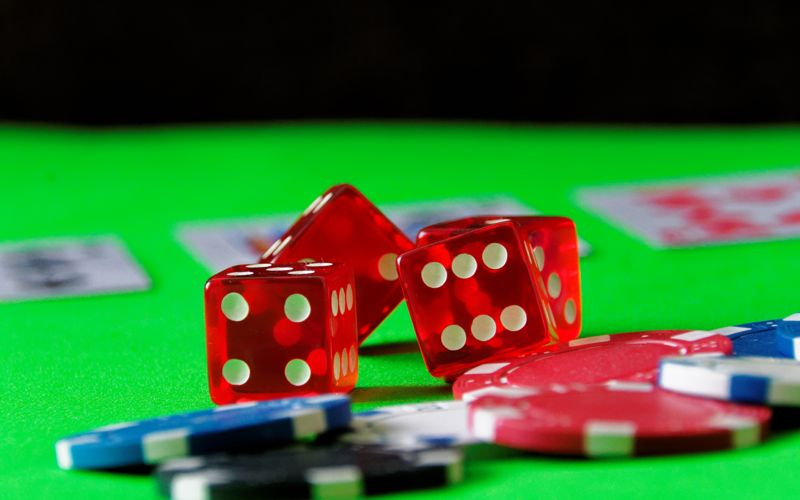 Азартные развлечения