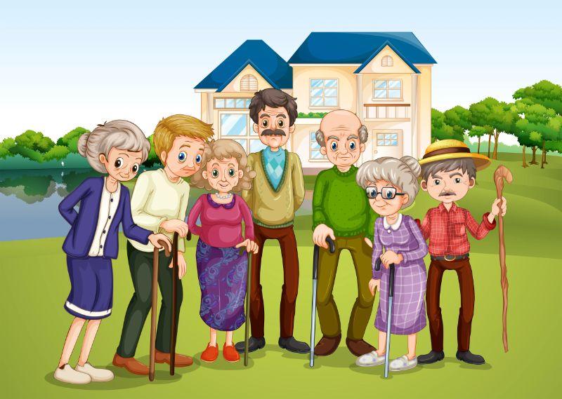Дом престарелых Харьков