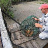 Ловля Рыбы на Сухари и Копыта