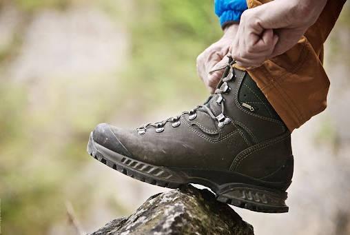 обувь в первый поход