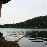 Учебная рыбалка