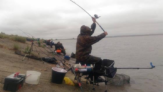 Рыбалка в Волгограде: Ловля на фидер