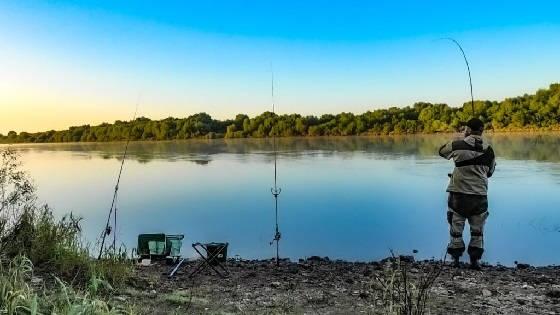 Рыбалка на ОКЕ на ДОНКУ