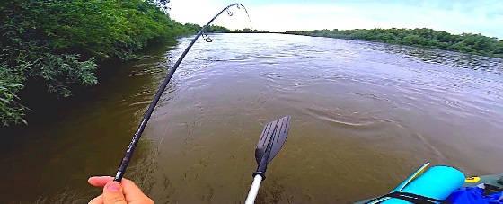 Рыбалка с ночёвкой на воде