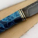 Нож из подкалиберного снаряда