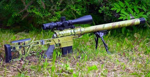 винтовка DVL-10