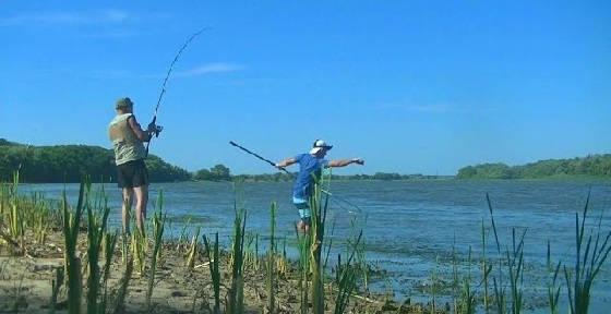 Июльская рыбалка в Астрахани
