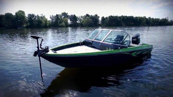 Лодка для Рыбалки FINVAL 555 FishPro