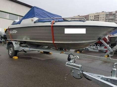 Стяжки для крепления лодки