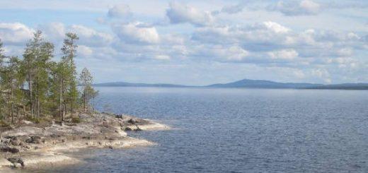 Рыбалка в Карелии на Ивановских островах