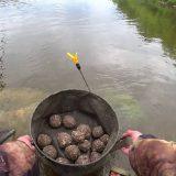 Рыбалка на донки в конце августа на Оке