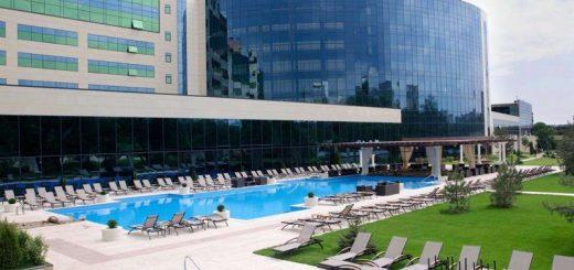 люксовый отель Харькова Мисто