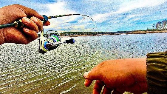 Рыбалка на ультралайт в 2021