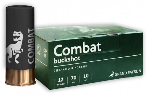 Главпатрон Combat 12/70