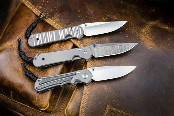 складной нож DOCK Reedus