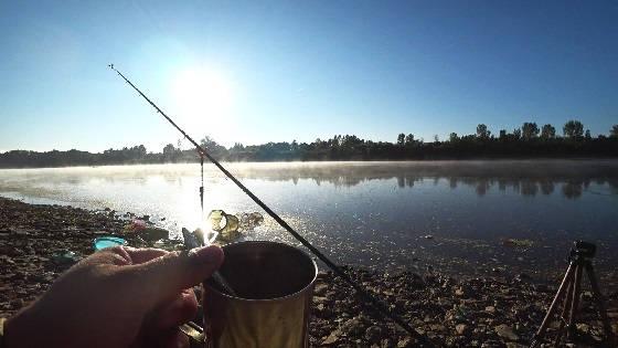 Рыбалка на Вятке