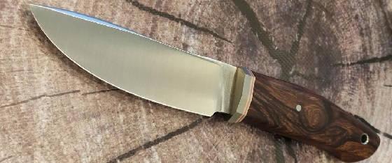 Ножи из порошковой премиум стали М398