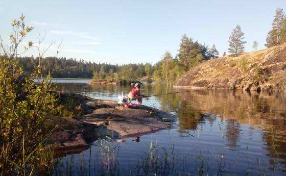 Рыбалка в Ленинградской области 2021