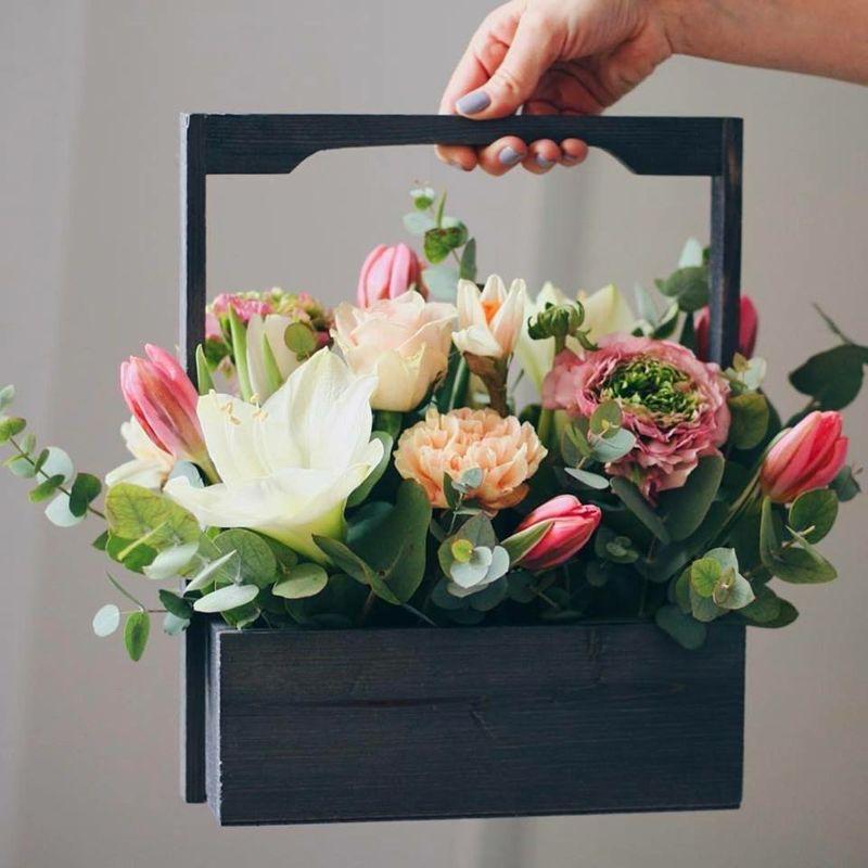 Заказ цветов через интернет