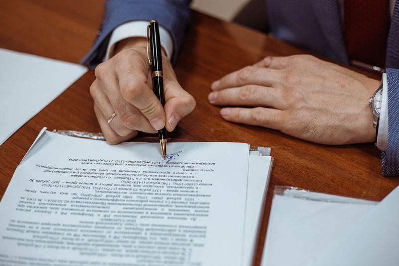 юридические услуги по составлению договора