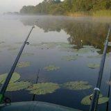 Рыбалка на Сазана с лодки
