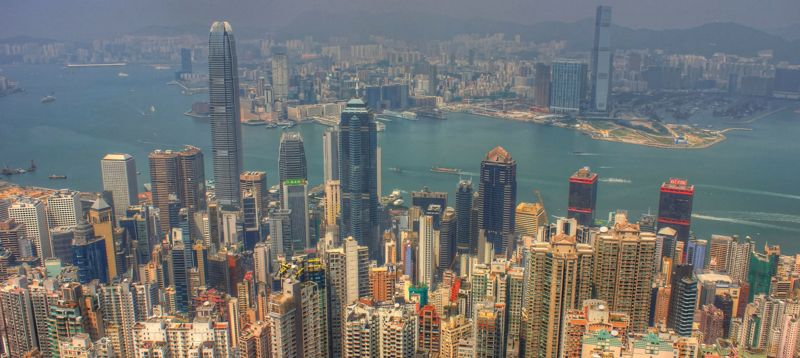 офшор Гонконг