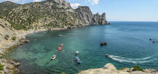 Отдых в на Чёрном море
