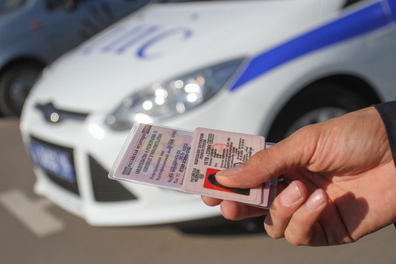 водительские права Воронеж