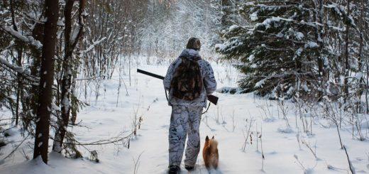 Зимние брюки для охоты